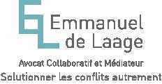 Emmanuel de Laage – Avocat collaboratif et médiateur